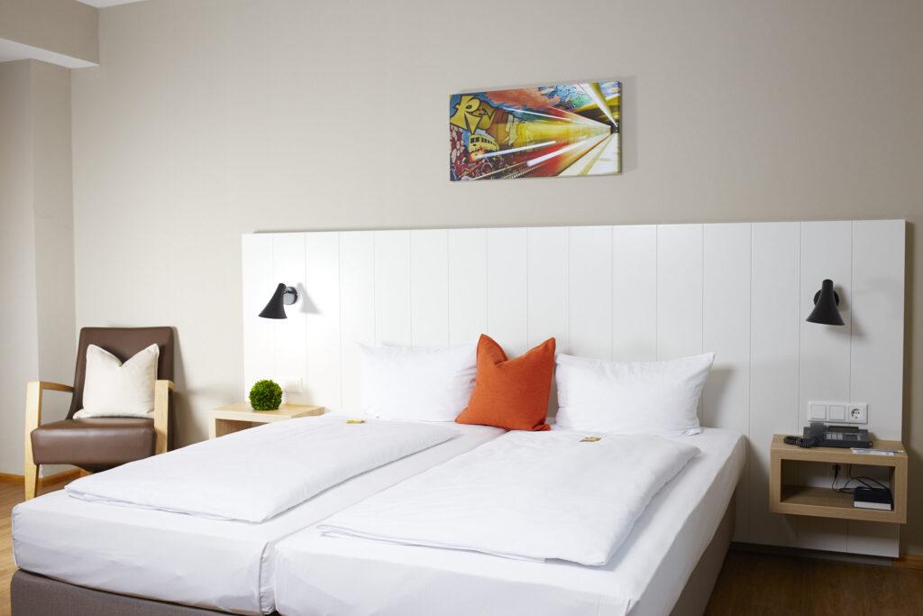 Doppelbett – Schlafen wie auf Wolke Sieben