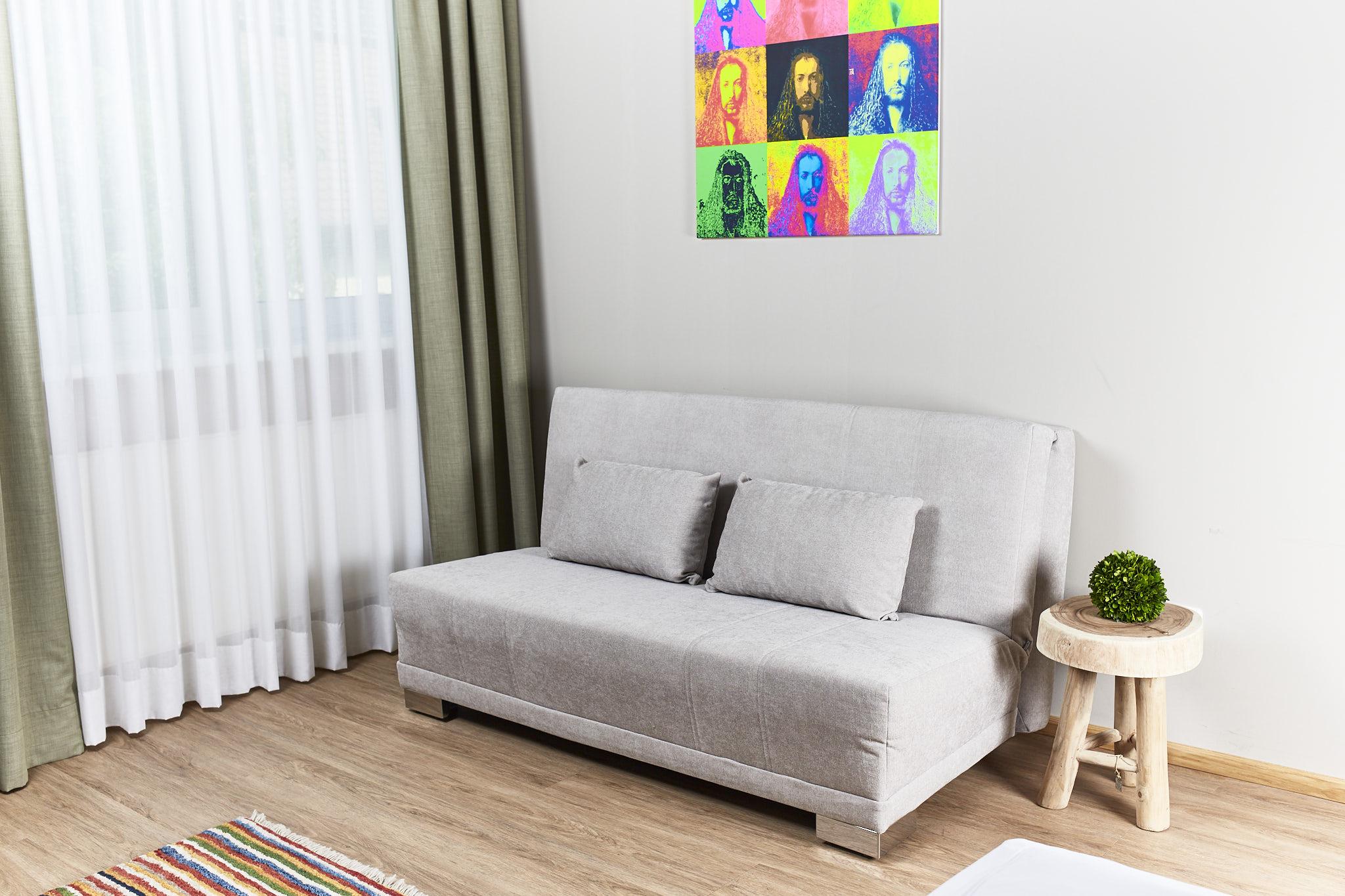 Komfort Doppelzimmer – sich wohlfühlen